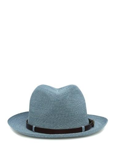 Grevi Şapka İndigo